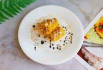 #换着花样吃早餐#营养早餐玉米段的做法