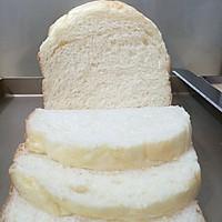 柔软拉丝的吐司-东菱面包机的做法图解16