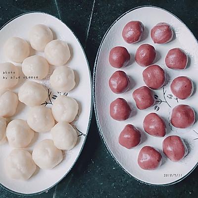 樱花酥的做法 步骤8