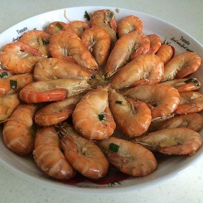 夏日小炒 美味沼虾
