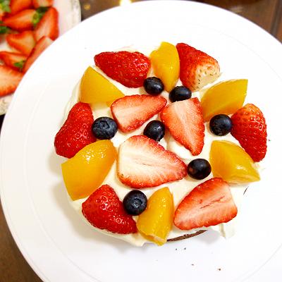 裸蛋糕 全面教材的做法 步骤20