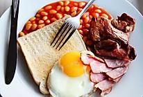 豪华英式早餐【full English breakfast】的做法