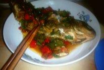挑逗味蕾的鲫鱼做法——【干烧鲫鱼】的做法
