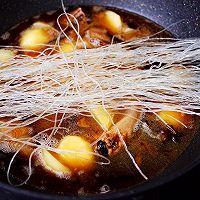 #就是红烧吃不腻!#土鸡土豆粉条一锅炖的做法图解13
