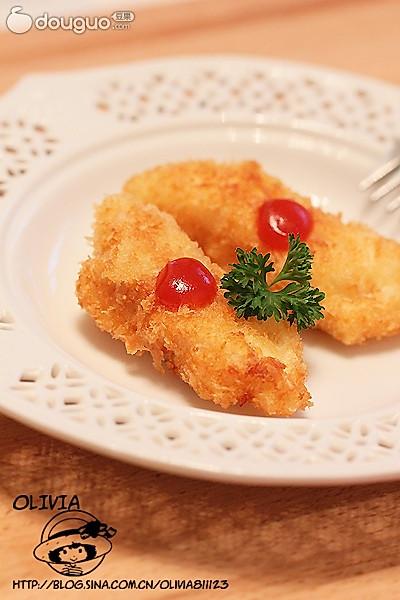 酥炸龙利鱼的做法