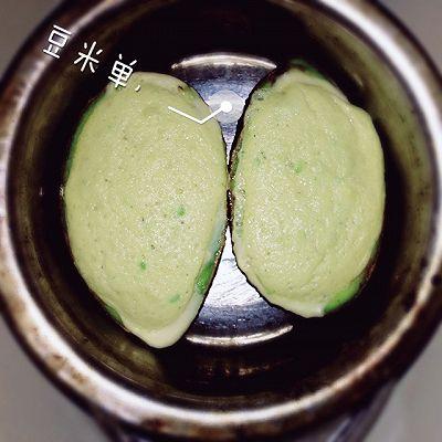 牛油果蒸蛋(宝宝营养辅食)