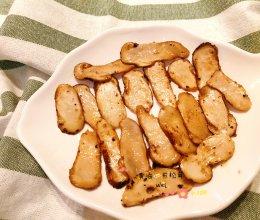 黄油焗松茸的做法