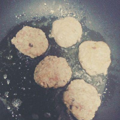豆腐香菇肉饼?!?!