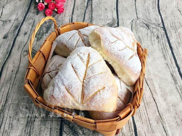 蔓越莓杏仁奶酥面包