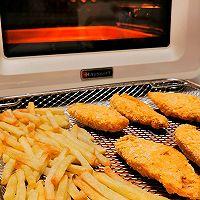 外酥里嫩-低脂烤箱烤鱼排的做法图解7