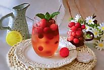 蔓越莓冰红茶#轻饮蔓生活#的做法