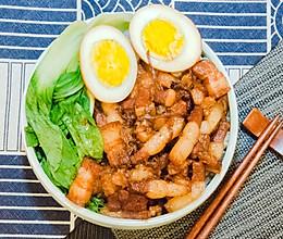 台式卤肉饭,爱上入口即化的五花肉 #秋天怎么吃#的做法