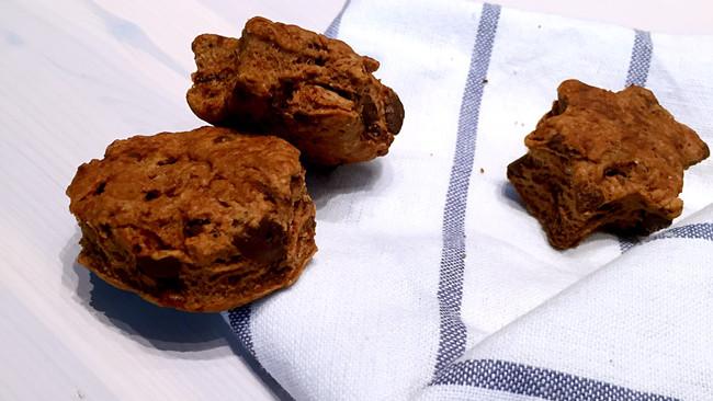 中岛老师的巧克力司康的做法