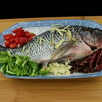 红烧鱼#我要上首页挑战家常菜#的做法图解1