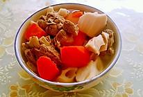 猪骨莲藕汤的做法
