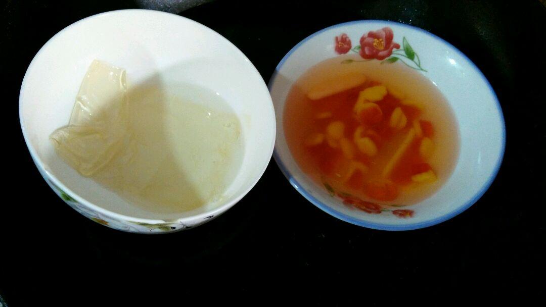 自己做更健康#芒果酸奶布丁的做法步骤