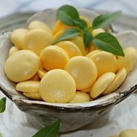 婴儿蛋黄溶豆#跨界烤箱,探索味来#的做法图解9