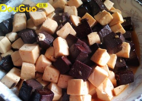 红白豆腐的做法