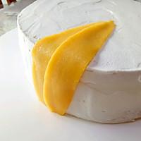 唯美芒果蛋糕#520,美食撩动TA的心!#的做法图解14