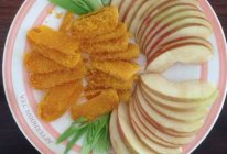 苹果乌鱼子(乌鱼籽)的做法
