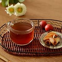 红糖山楂姜母汤