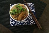 平底锅上的沙锅饭的做法