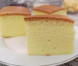 8寸酸奶戚风蛋糕的做法