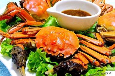 精选家常_菜谱大全_美食菜谱_菜谱菜谱做法_吃了大闸蟹能吃汤圆酒糟吗?图片