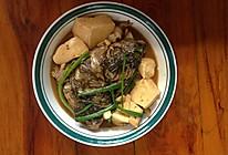 胖头鱼烧豆腐的做法