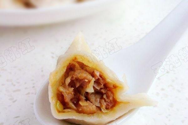 鲜肉大白菜饺子的做法
