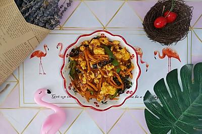 鱼香蛋丝(减脂菜单)