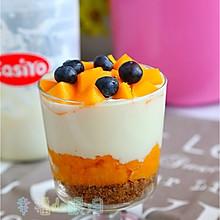 芒果酸奶杯#易极优DIY酸奶#