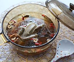 【清炖乳鸽汤】——COUSS CO-3001蒸烤箱出品的做法