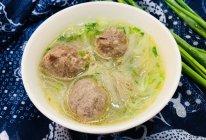 【秋季润燥】牛肉丸萝卜汤的做法