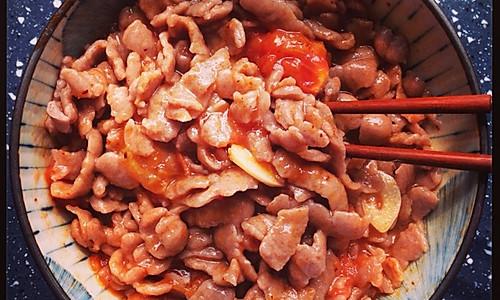 山西面食-高粱面抿蝌蚪儿的做法
