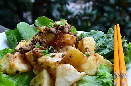 飘香小土豆的做法