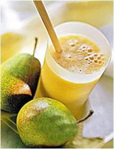 水梨祛斑汁的做法