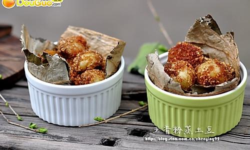 香死人的土豆吃法:五香粉蒸土豆的做法