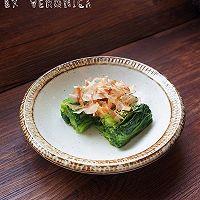 鱼木花拌菠菜