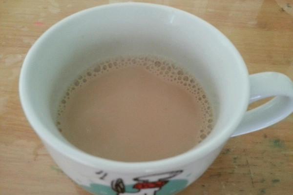 自制奶茶的做法