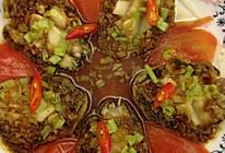 蒜蓉鲍汁蒸鲍鱼的做法