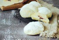 蜂蜜蓝莓云朵小面包(软糯口感)的做法