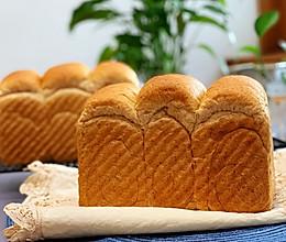 波兰种全麦吐司的做法