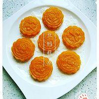 蒸出来的无油南瓜饼,健康美味,QQ的,甜甜的,糯糯的的做法图解6