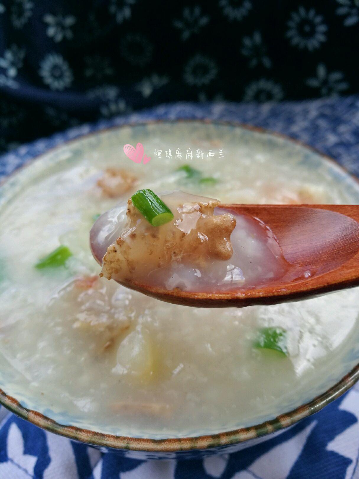 海参海鲜粥
