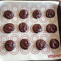 奶油巧克力派#松下烘焙魔法世界#的做法图解8
