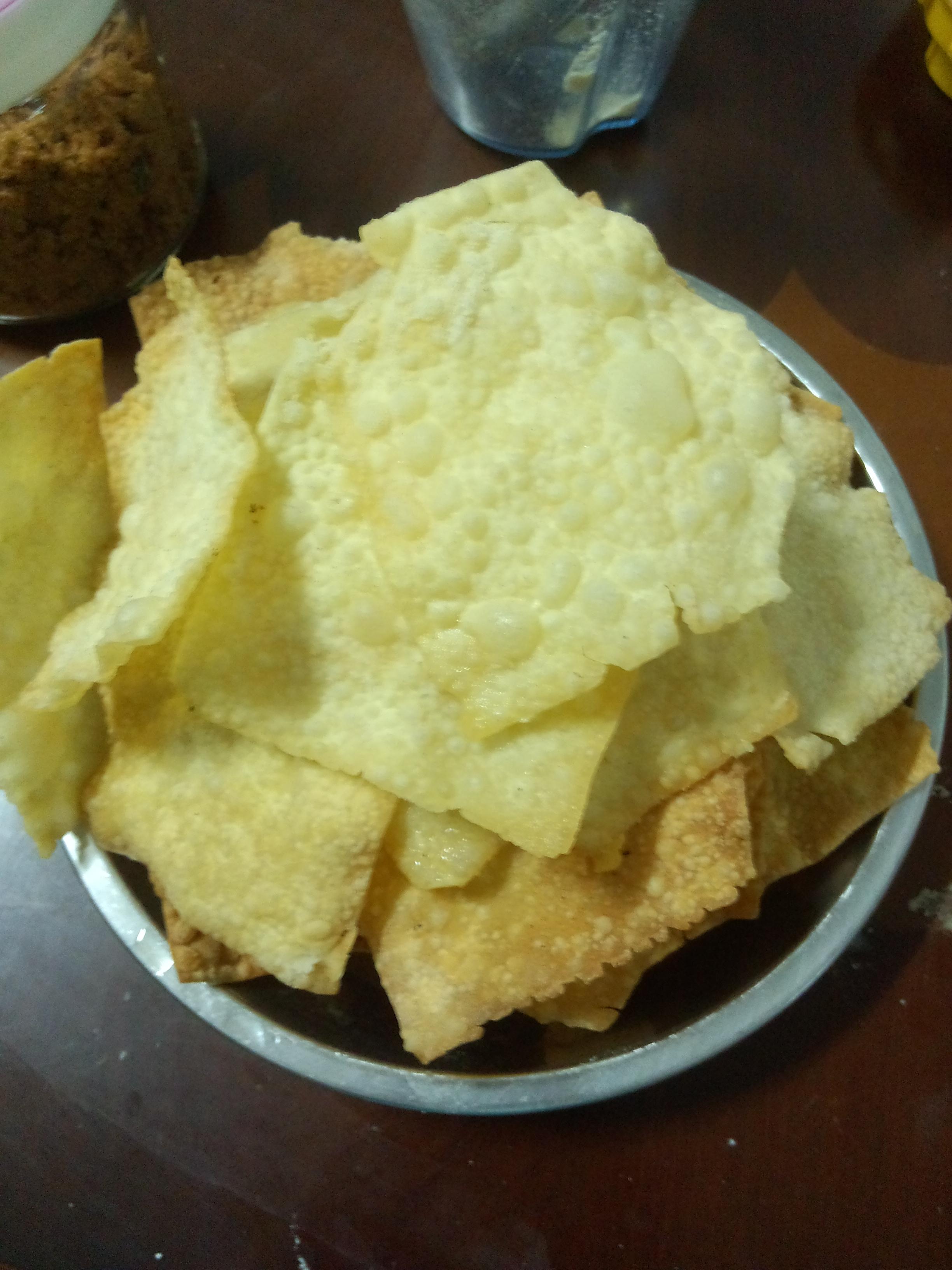 自制山东杂粮煎饼