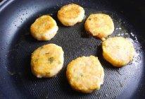 土豆蛋饼的做法