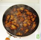 笋干烧肉的做法图解6