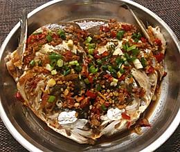 清盘率极高的剁椒鱼头的做法